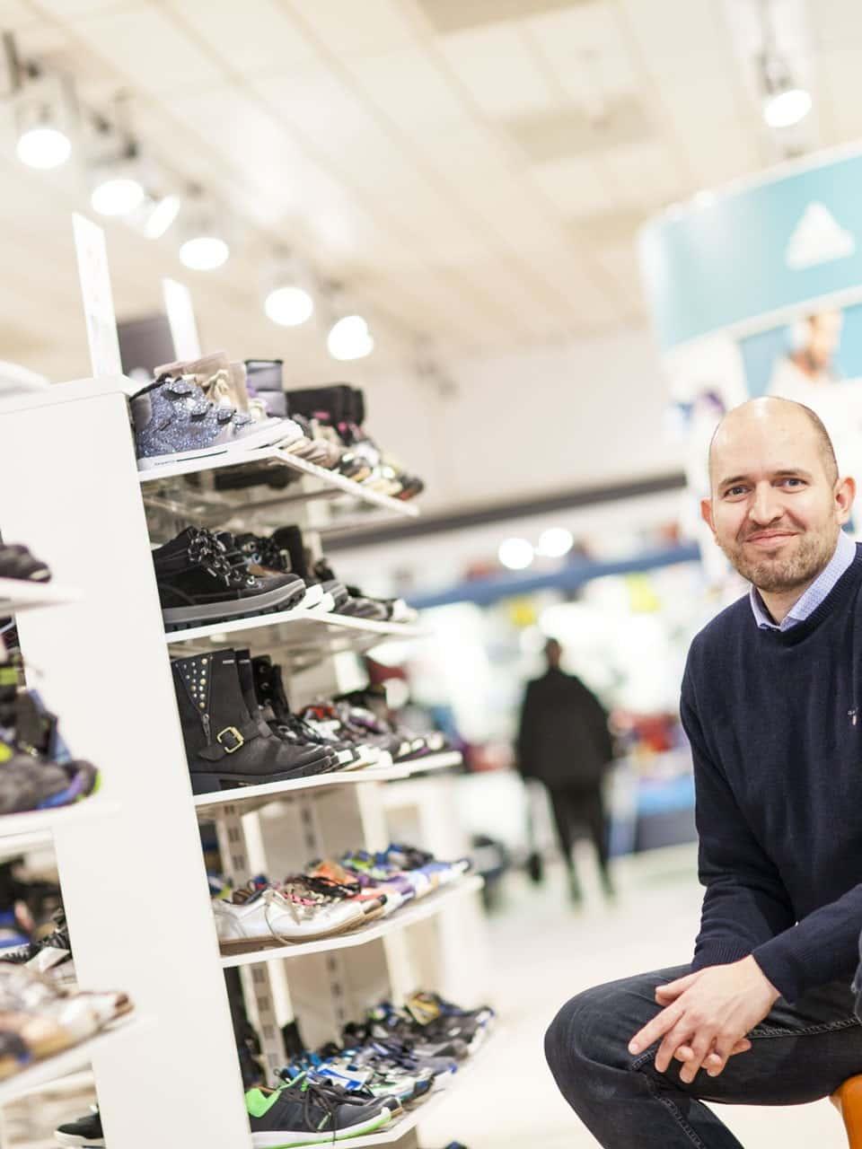 Sko eller støvler? Skobutikker i Rosengårdcenteret