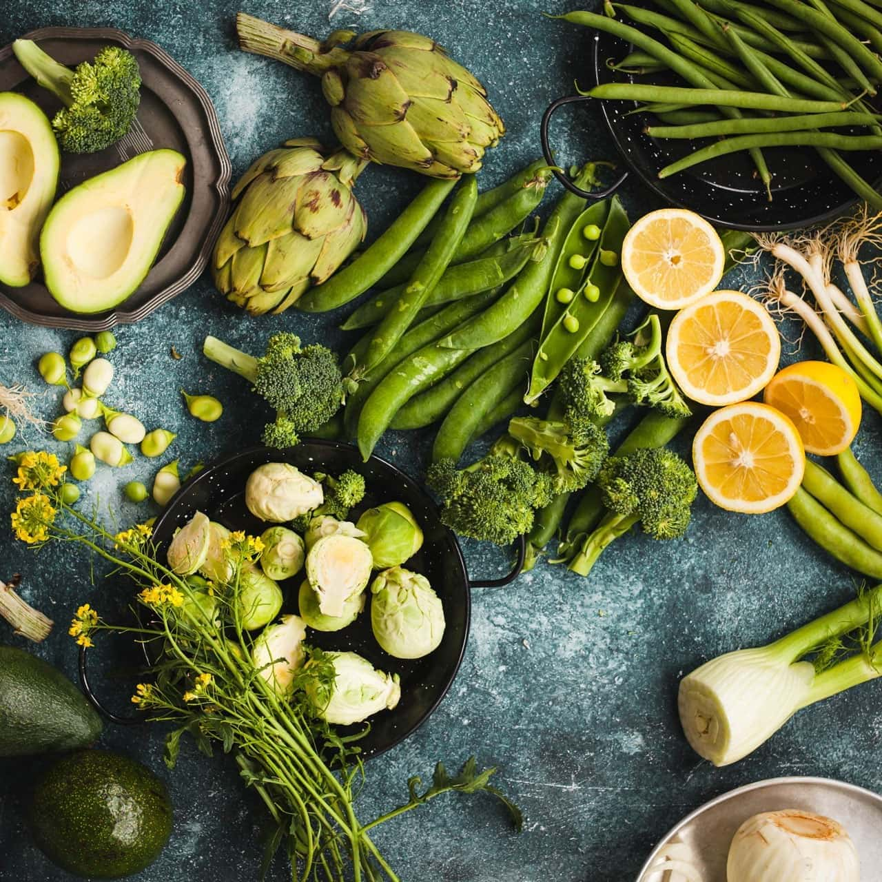 Bedste Vegetarrestauranter i Odense