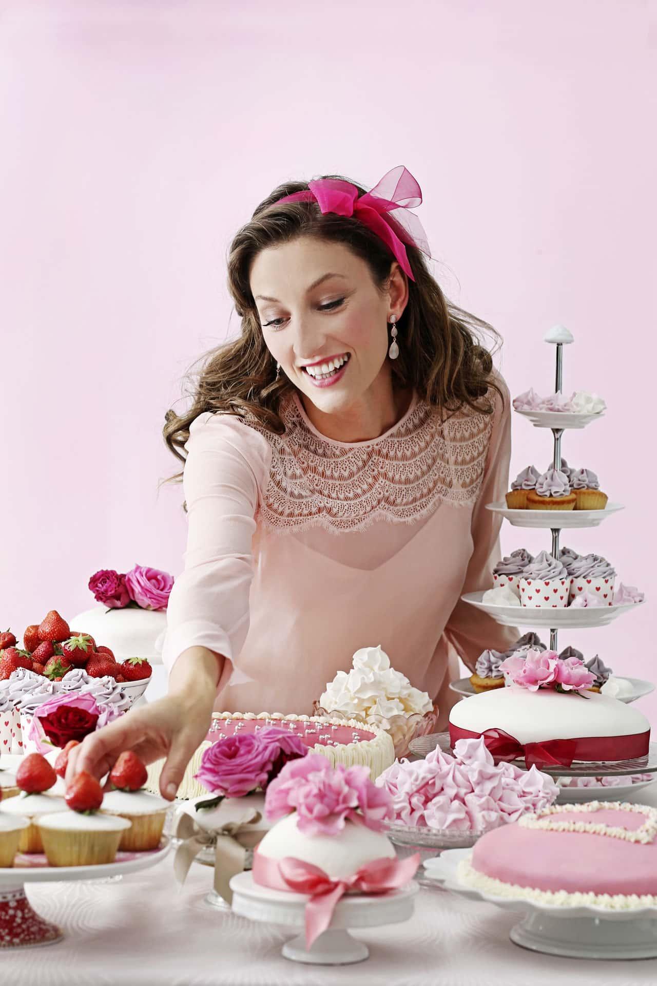 Annemette Voss; perfekte kager, kærlighedskoks og et nyt liv