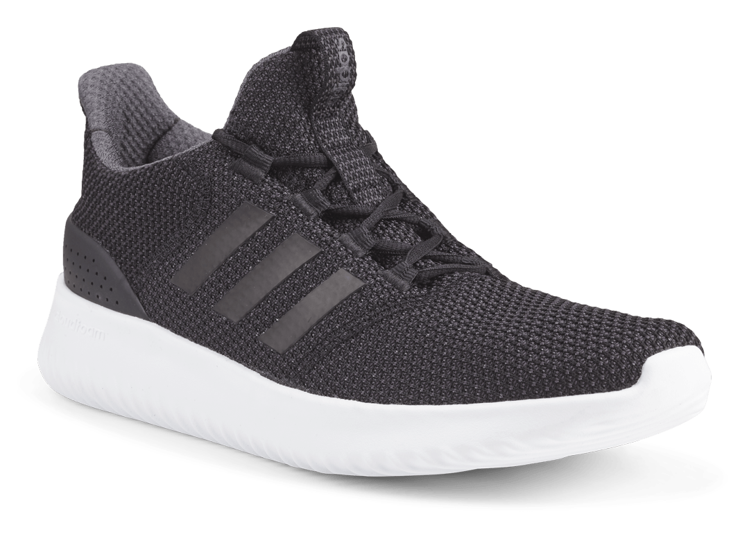 Sorte Adidas sneakers fra Intersport-blade runner