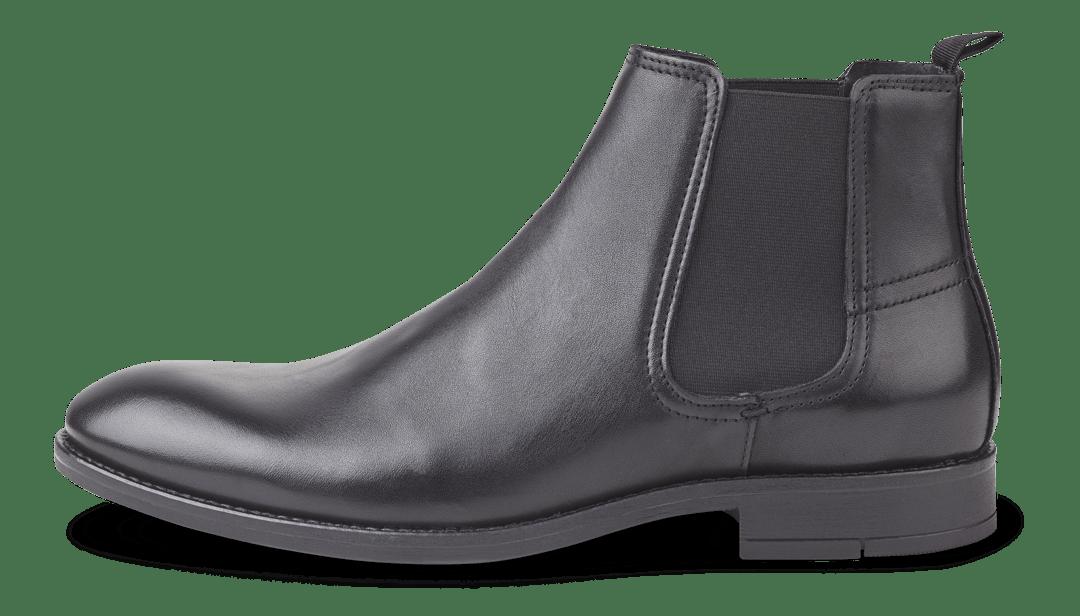 Sorte Bianco Chelsea boots fra Bianco