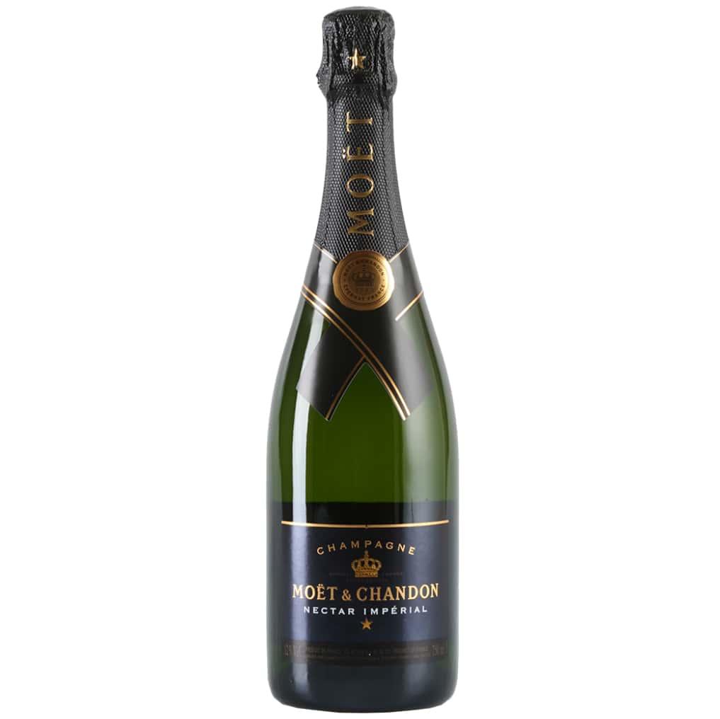 Champagne moët chandon nectar imperial til nytår i Føtex