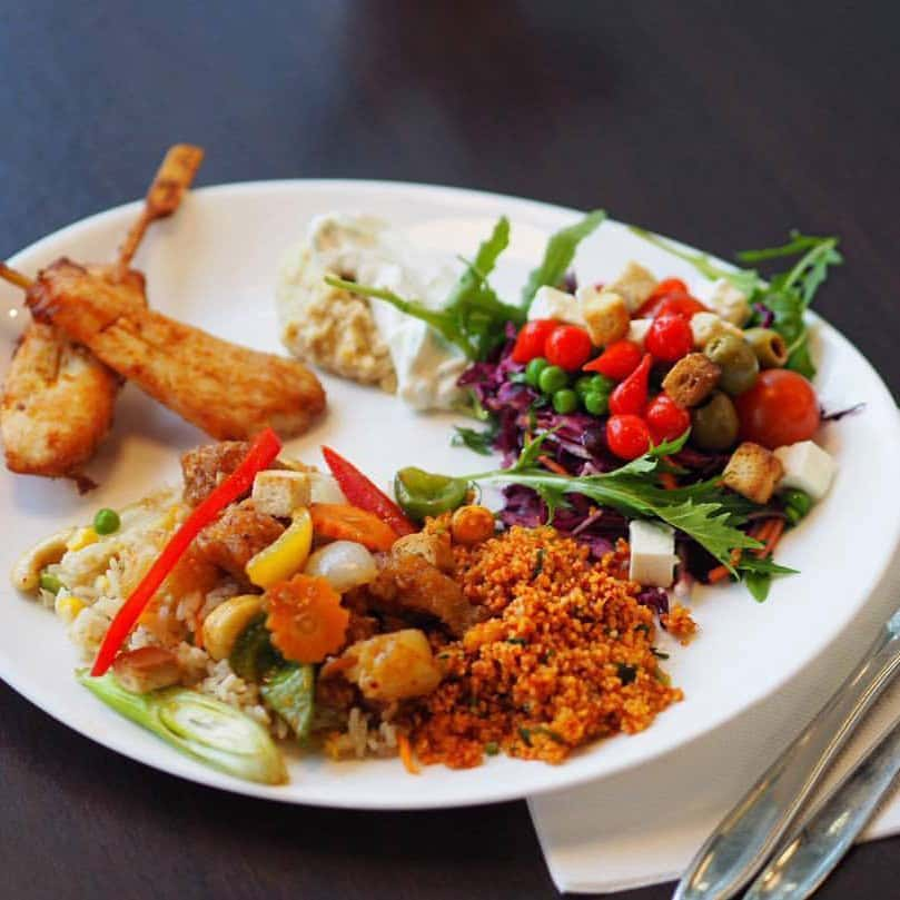 Det Grønne Køkken reducere madspild med Food Too Good To Waste