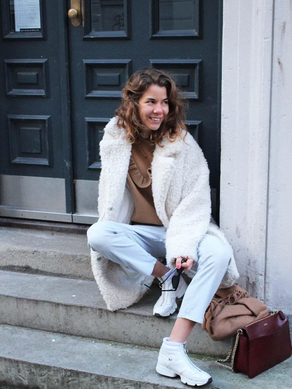 Mie Kirstine Quist gør garderoben klar til et nyt modeår