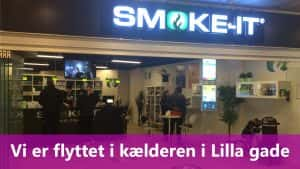Smoke-it Rosengårdcentret